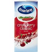 Zumo de arándanos rojos Cranberry Classic