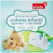 Ambientador eléctrico colonia infantil aparato + recambio