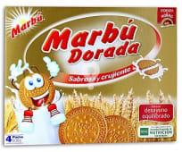 Marbú Dorada Galletas 800g