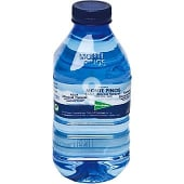 Agua mineral natural botella 33 cl