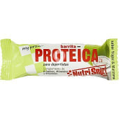 Barrita proteica sabor yogur y manzana