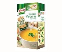 Crema de verduras de la huerta Ligeresa