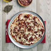Crispy Bacon Pizza