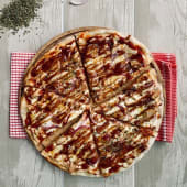 Meat Lovers BBQ Pizza