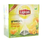 Té Verde Con Mandarina