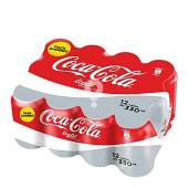 Refresco cola light