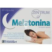 Melatonina Puré + favorece el sueño y el descanso