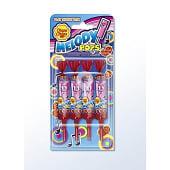 Melody Pops sabor fresa