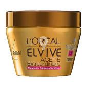 Aceite extra mascarilla nutritiva para el pelo