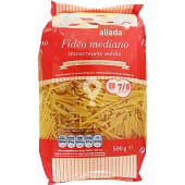 Fideo mediano
