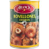 Robellones enteros