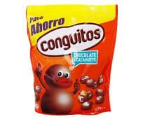 Cacahuetes recubiertos de chocolate con leche pack ahorro