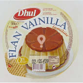 Flan de Vainilla Familiar