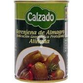 Berenjena de Almagro aliñada