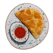 Чебурек з сиром сулугуні (170/30г)
