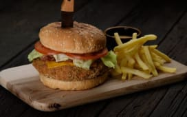 Торі бургер (350г)