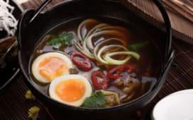 Рамен супу з куркою (450г)