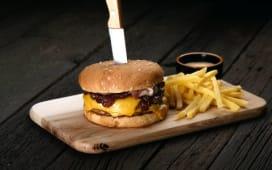 Американ бургер (420г)