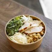 Salad bowl de pollo asado