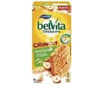 Crunchy Avellanas 5 cereales completos