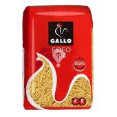 Pasta seca Gallo fideo 500gr