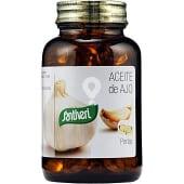 Aceite de ajo en perlas 500 mg