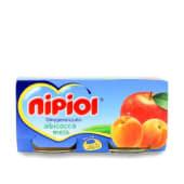 Omogeneizzato albicocca mela Alimento per l'infanzia A norma del D.P.R. n. 128 del 7.4.99