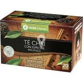 Té Chai con especias biológico cesta Comercio Justo