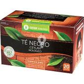 Té negro Ceylan biológico Comercio Justo