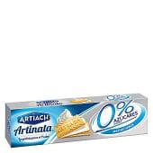 Artinata galletas de barquillo rellenas de nata sin azúcar