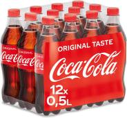 Coke 500Ml 12 S/W Np 500Ml