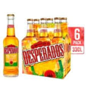 Desperados 6 Pack ( Bottled) 33Cl