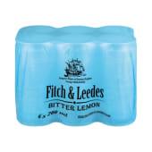 Fitch & Leedes Bitter Lemon 200Ml*6