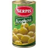 Aceituna rellena de anchoa