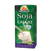 Bebida soja calcio natural