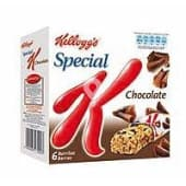 Barritas Special K Chocolate negro