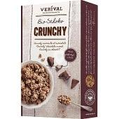 Crunchy con chocolate ecológico