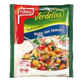 Pisto con tomate Verdeliss