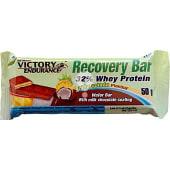 Wafer de proteínas 32% sabor piña colada