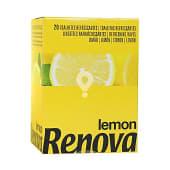 Toallitas refrescantes limón