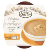 Cucina Sartor, vellutata agli champignon surgelata 300 g