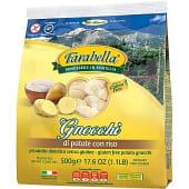 Gnocchi de patata sin gluten