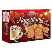 Galletas tradicional napolitanas con canela