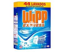 Wipp Express Detergente en polvo 44 Dosis