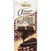 Chocolate a la taza sin azúcares añadidos