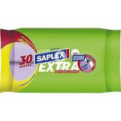 Bolsas de basura extra antibacterias 56x62 envase 30 L