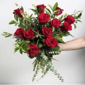 Red Roses (12 uds)