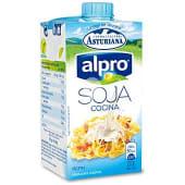 Alpro, nata ligera de cocina 100% vegetal soja