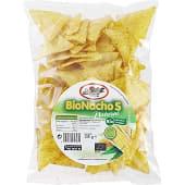 Bionachos de maíz sabor natural