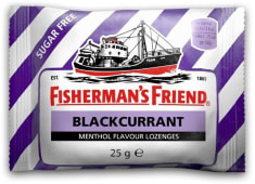 Fisherman's Friend Blackcurrant 25g